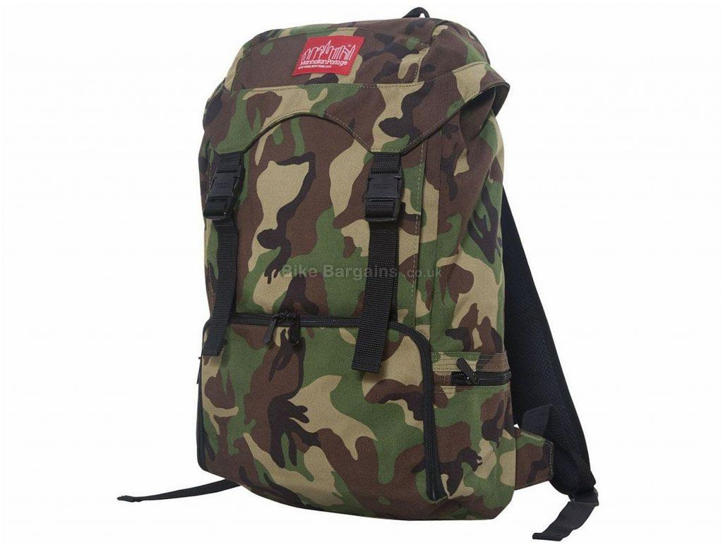 Manhattan Hiker 3 23 Litres Backpack 2018 23 Litres, Green, Brown, Black