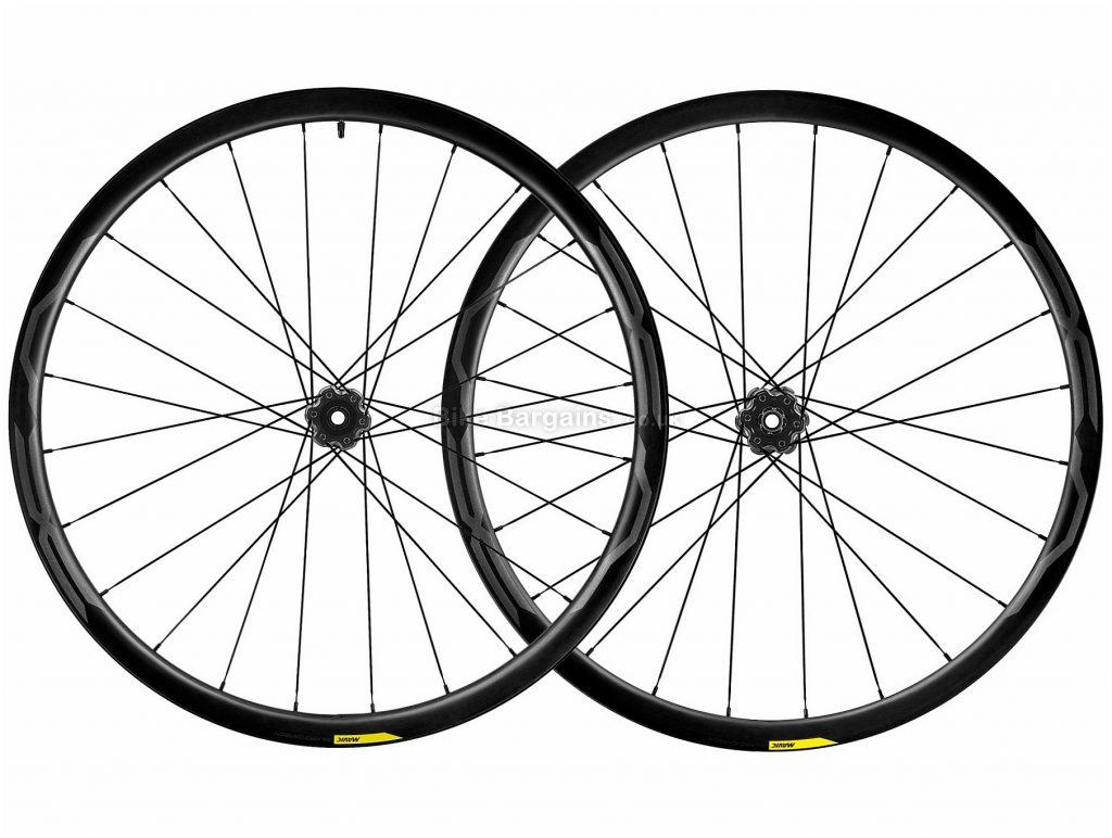 "Mavic XA Pro Carbon 27.5"" Boost MTB Wheels 27.5"", Black, Carbon, SRAM, Disc, 1550g, 10 or 11 Speed"