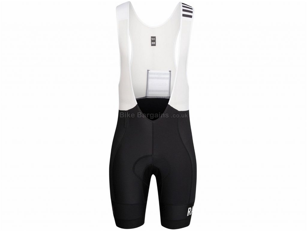 Rapha Pro Team Lightweight Bib Shorts XS, Blue, Black