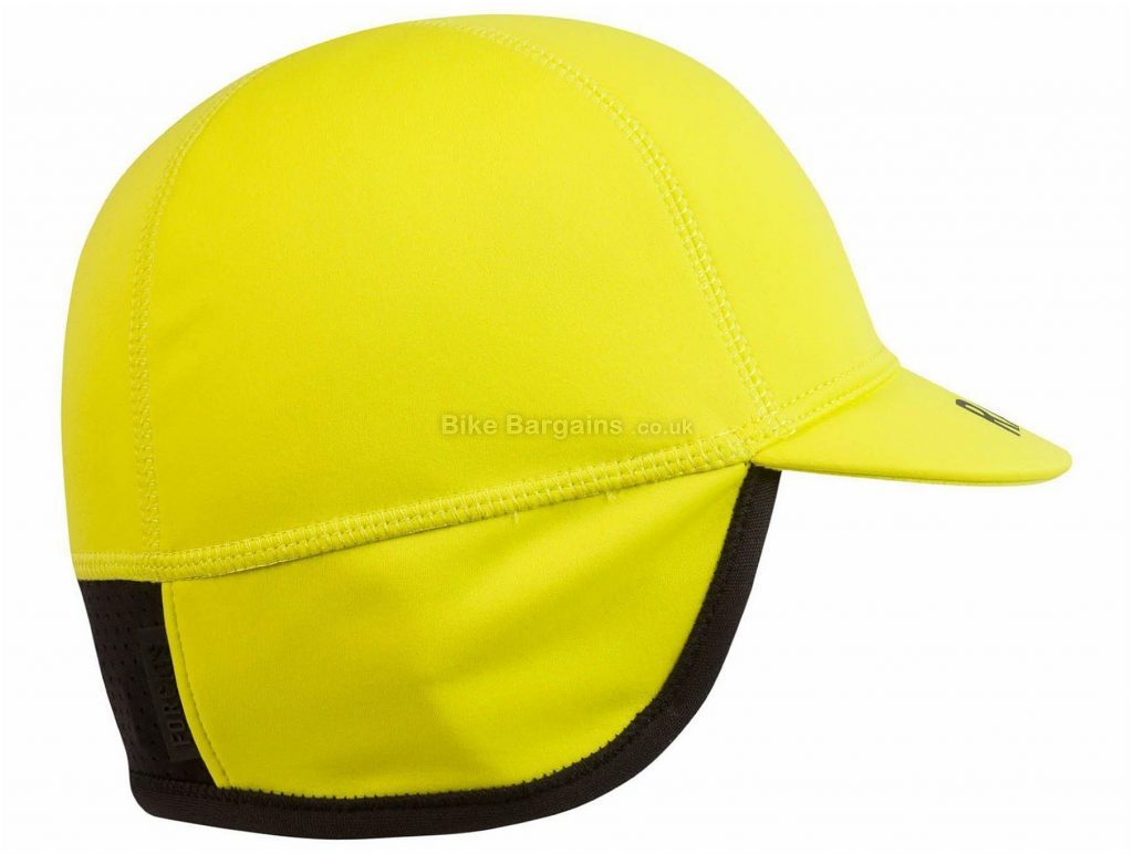 Rapha Pro Team Winter Hat Yellow, One Size