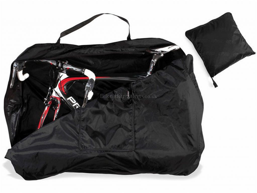 "Scicon Pocket Bike Bag 26"",27.5"",29"",700c, Black, 117cm, 20cm, 82cm"