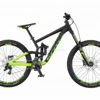 Scott Gambler 730 Alloy Full Suspension Mountain Bike 2017