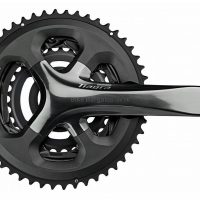 Shimano FC-4703 Tiagra 10 speed Triple Road Chainset