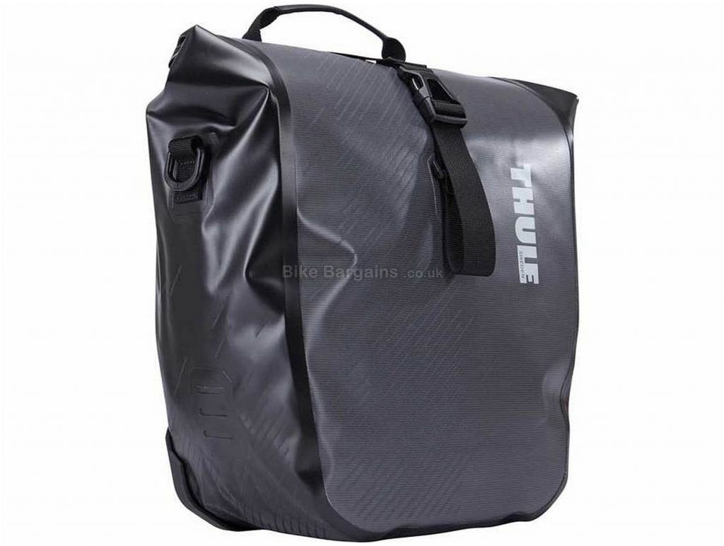 Thule Pack'n Pedal Shield 28 Litre Pair Panniers 28 Litres, Blue, Pair