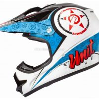 Unit X2.6 Linguistic Full Face MTB Helmet