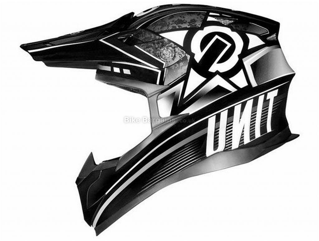 Unit X4.5 Alliance Full Face MTB Helmet XS,S,M,L,XL, Black, Red, Green, Yellow, Full Face, 1.1kg