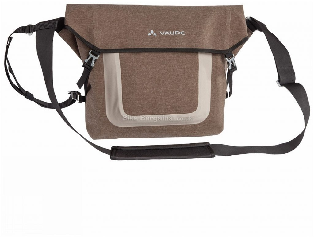 Vaude Augsberg Small Pannier Bag S, Grey, 580g