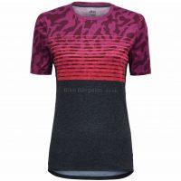 dhb Ladies Camo Trail MTB Short Sleeve Jersey 2018
