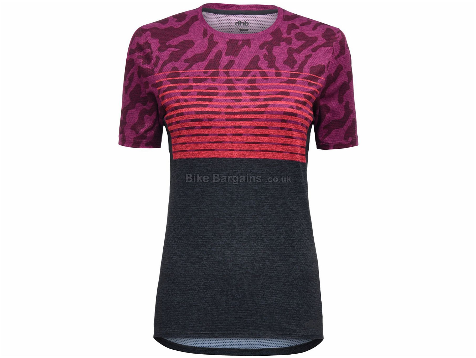 786f5bac9 dhb Ladies Camo Trail MTB Short Sleeve Jersey 2018 £12! was £30 - 8 ...