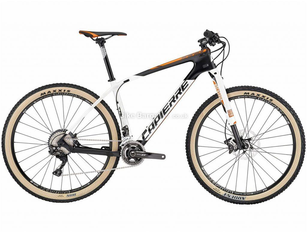 "Lapierre Prorace 827 27.5"" Carbon Hardtail Mountain Bike 2017 S, White, Black, Carbon, Hardtail, 27.5"", 22 Speed"
