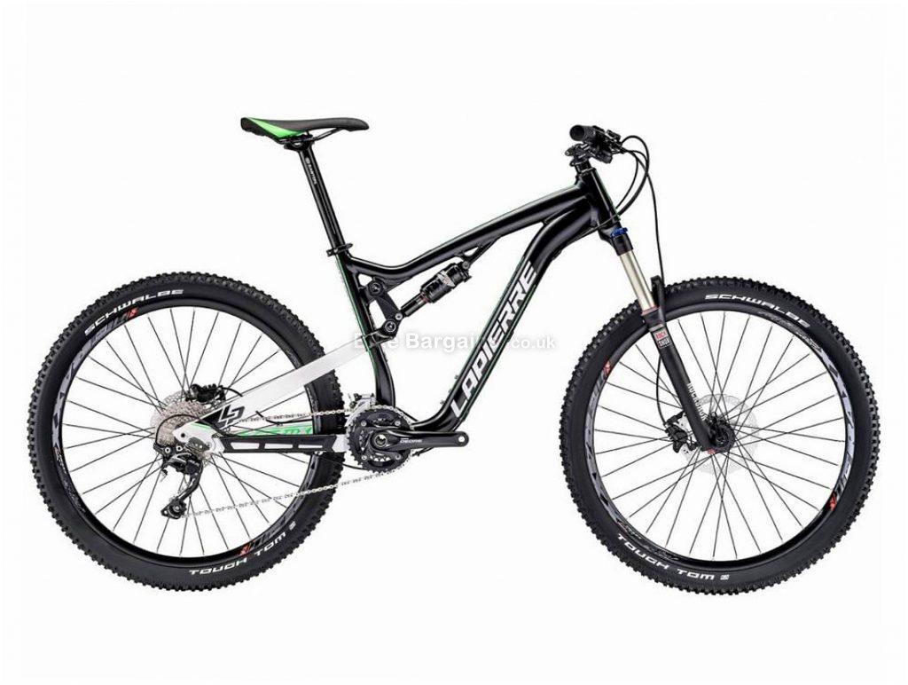 """Lapierre Zesty XM 227 27.5"""" Alloy Full Suspension Mountain Bike 2017 L, Black, White, Alloy, Full Suspension, 27.5"""", 20 Speed"""