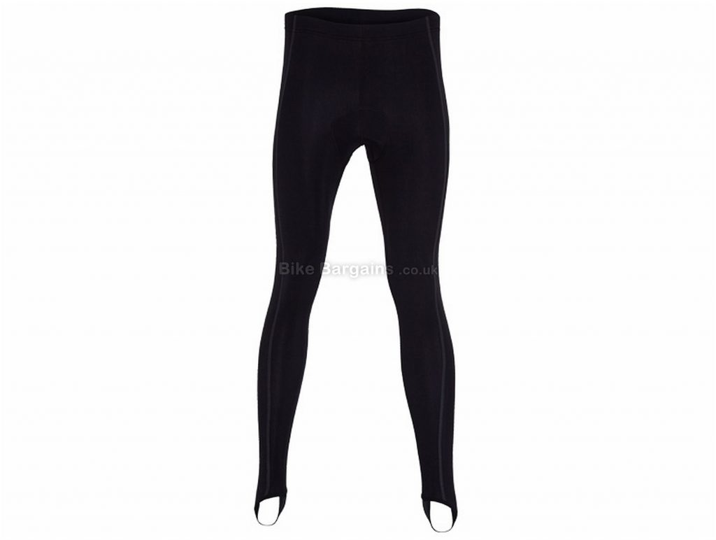 Polaris Cadence Ladies Tights 8,10,12,14,16, Black, Full Length, Padded