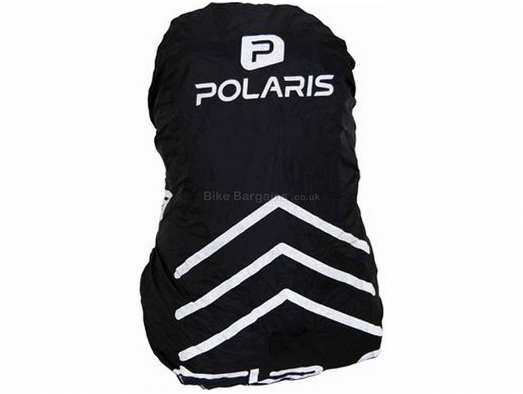 Polaris RBS Watershed Waterproof Backpack Cover One Size, Black, waterproof
