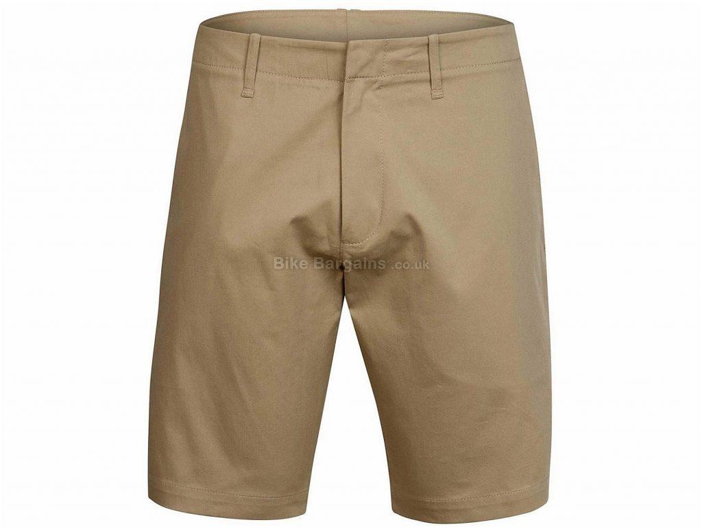 """Rapha Cotton Baggy Shorts 2016 28"""", Black, Baggy, Cotton"""