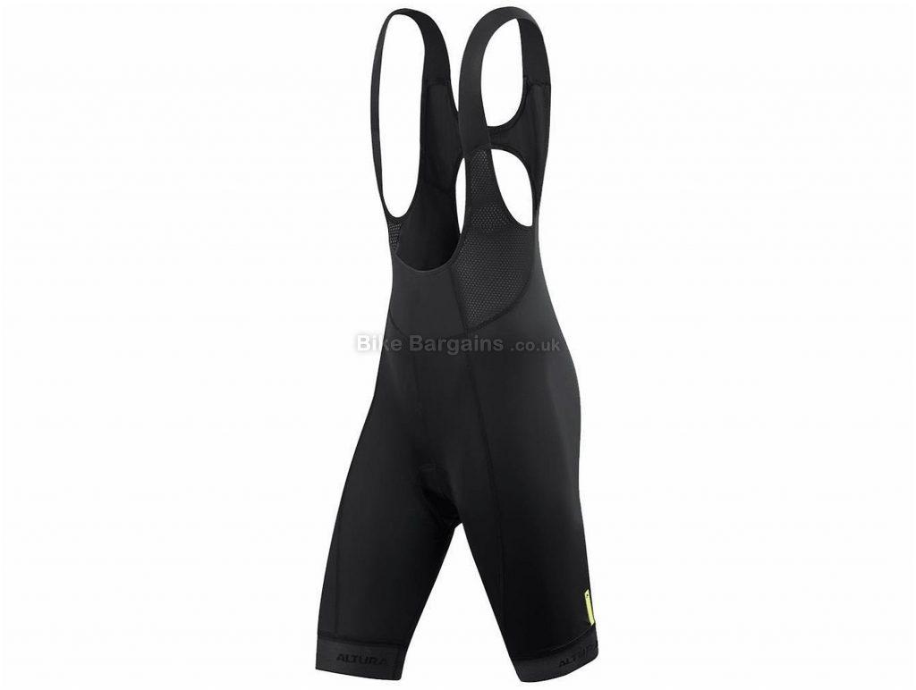Altura Progel 3 Ladies Bib Shorts 18, Black