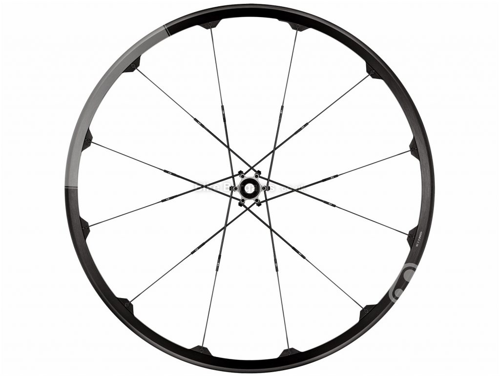 "Crank Brothers Iodine Alloy Front MTB Wheel 27.5"", Black, Front, Disc, Alloy"