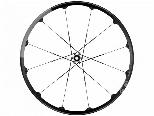 """Crank Brothers Iodine Alloy Front MTB Wheel 27.5"""", Black, Front, Disc, Alloy"""