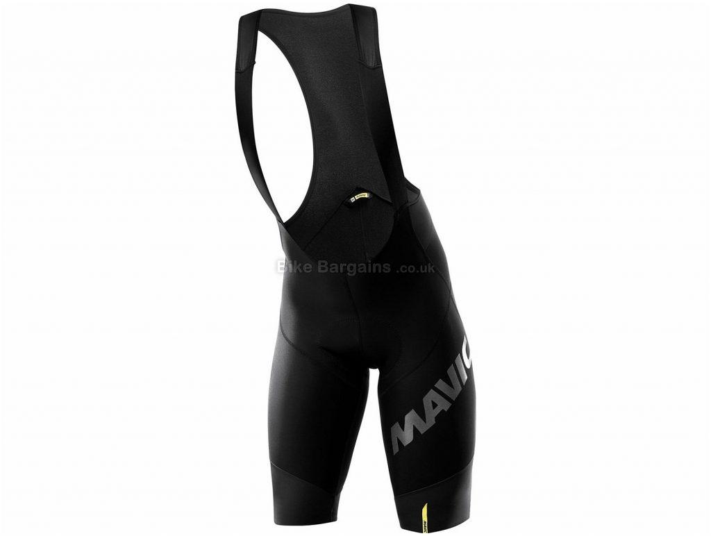 Mavic Cosmic Pro Thermo Bib Shorts S, Black