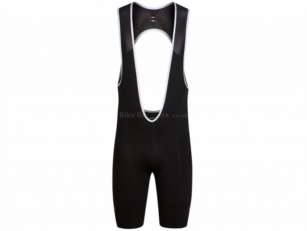 Rapha Classic Bib Shorts XS, White, Black