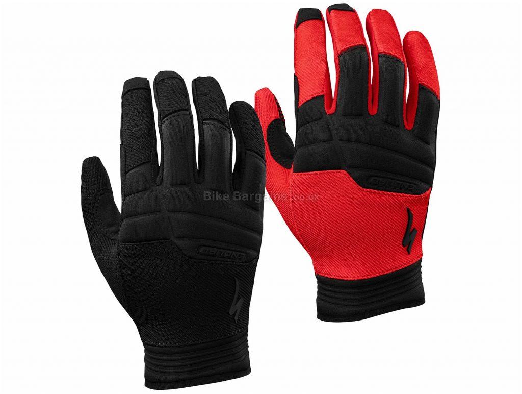 Specialized Enduro Full Finger Gloves 2018 XL, Black, Full Finger