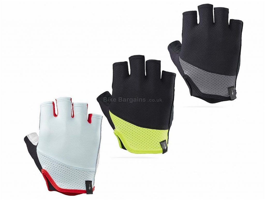 Specialized Trident Mitts XXL, White, Black, Mitts
