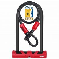 Abus Ultimate 420 D-Lock and Cable Pack