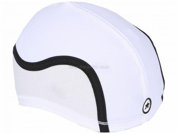 Assos RoboFoil Cycling Cap S, White