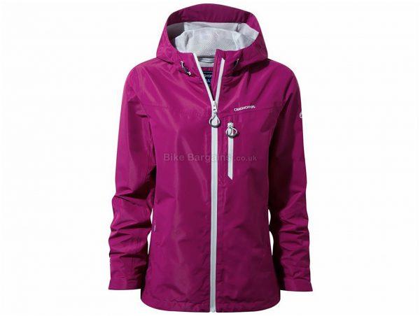 Craghoppers Ladies Summerfield Jacket 14, Purple