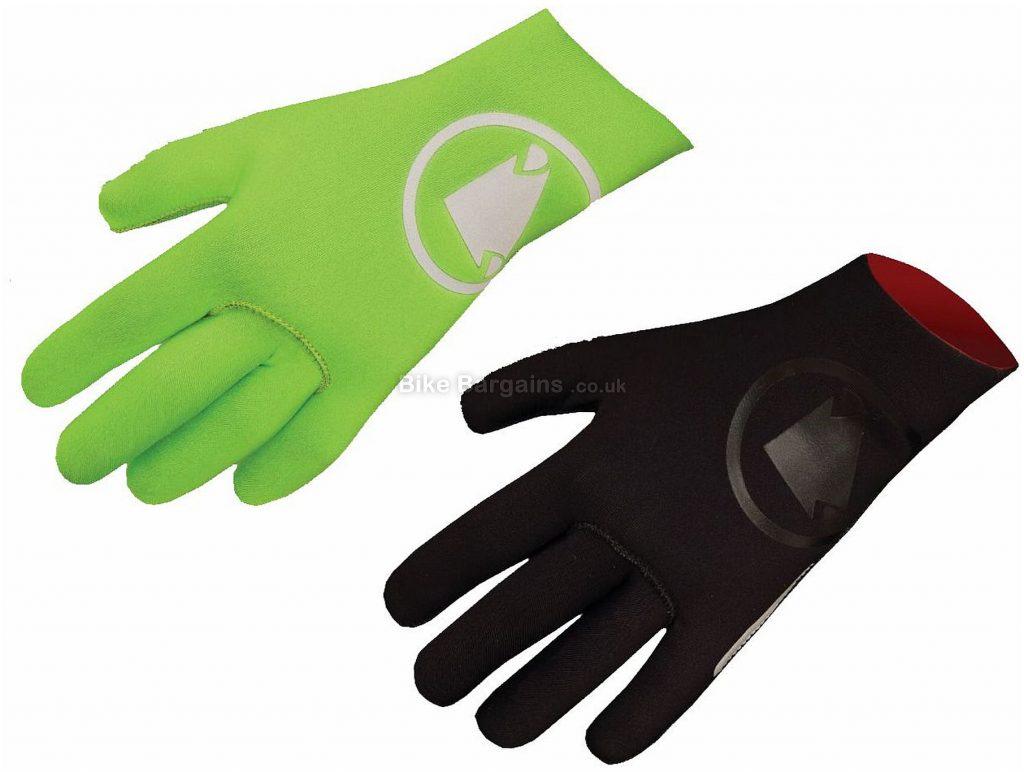 Endura FS260 Pro Nemo Waterproof Neoprene Gloves XXL, Black