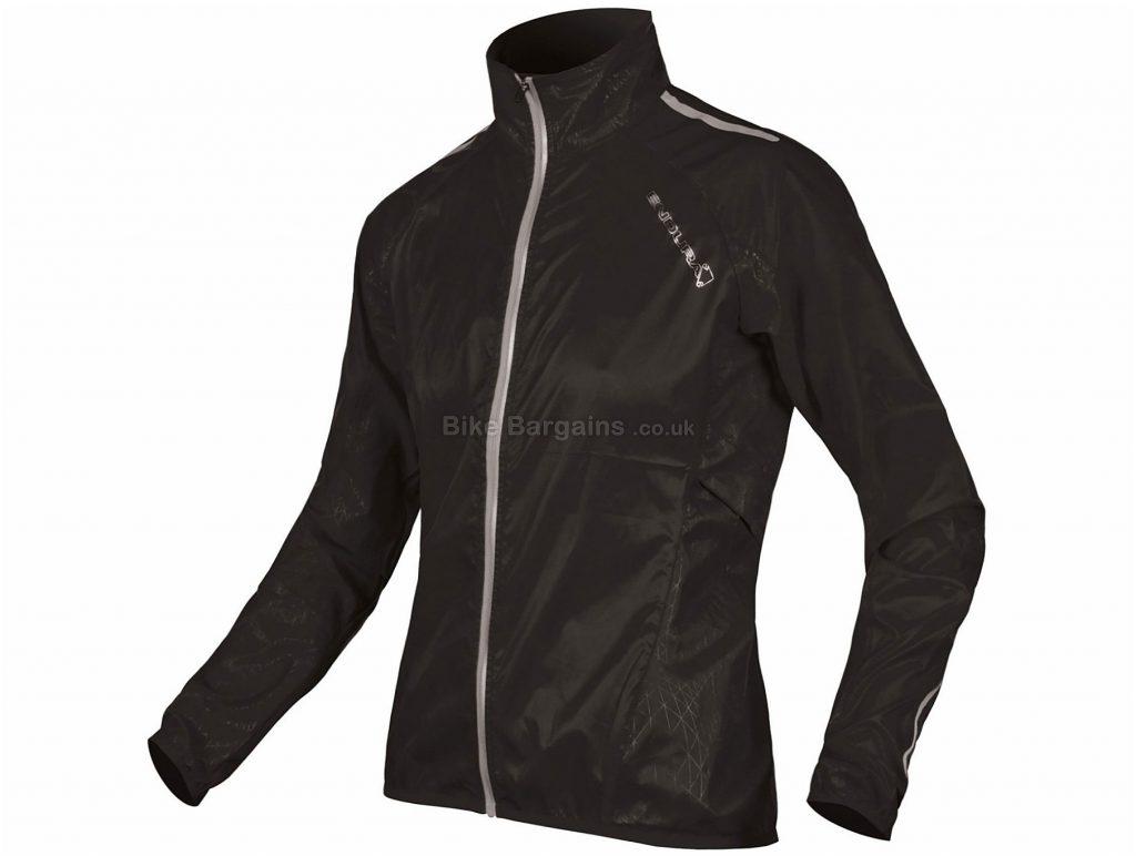 Endura Ladies Pakajak II Jacket XS, Black