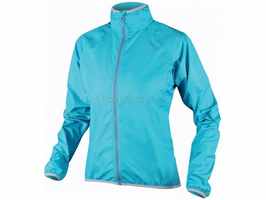 Endura Ladies Xtract Jacket XS, Blue