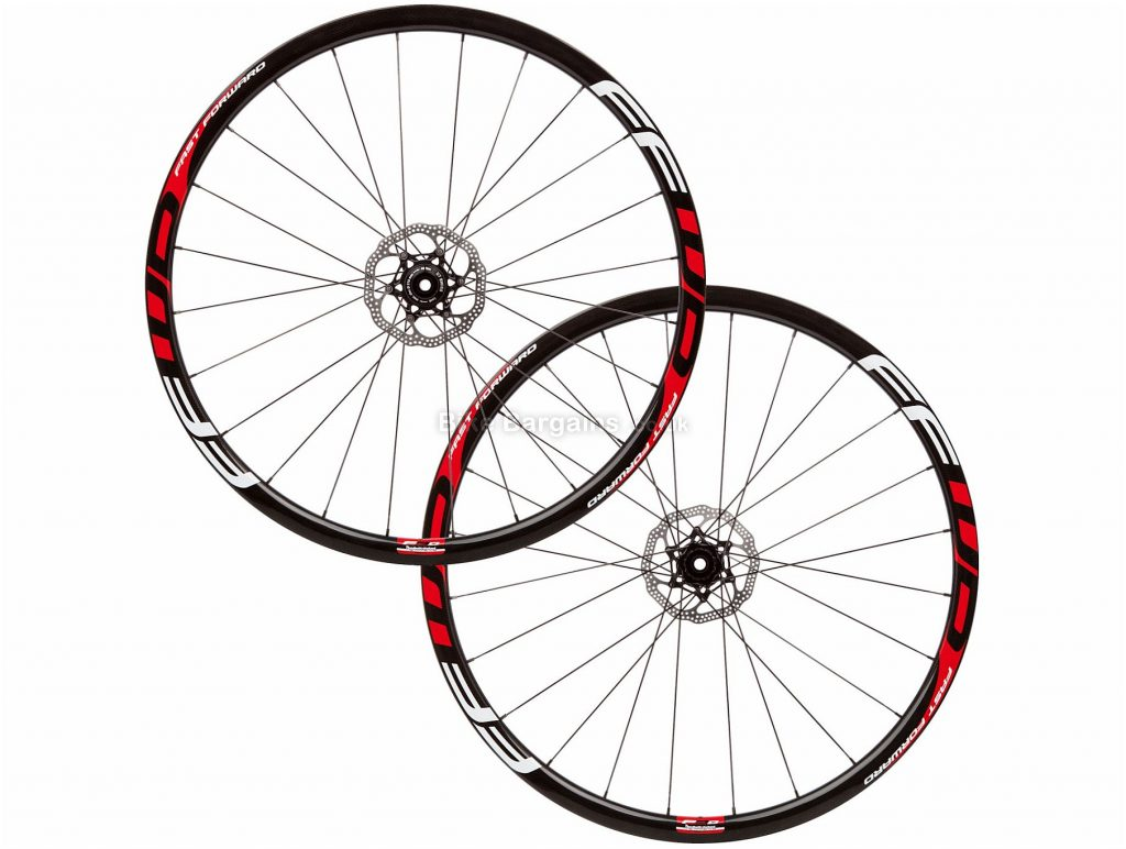 Fast Forward F3D DT240 30mm SP Tubular Disc Road Wheels 700c, Black, Shimano, Carbon, Disc, Centre Lock, 9,10,11 Speed