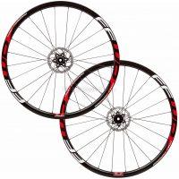 Fast Forward F3D DT240 30mm SP Tubular Disc Road Wheels