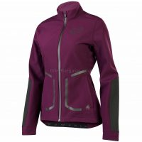 Fox Clothing Ladies Attack Fire Softshell Jacket