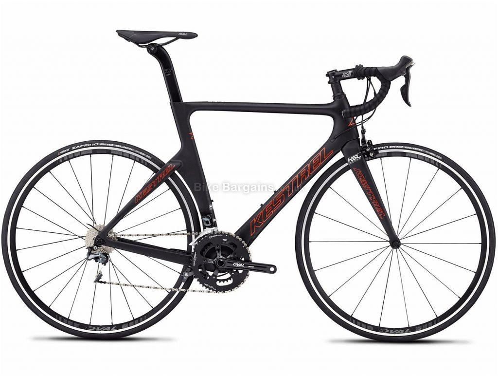Kestrel Talon X Ultegra Carbon Road Bike 2019 48cm, Black, Carbon, 22 Speed, Calipers, 8.4kg