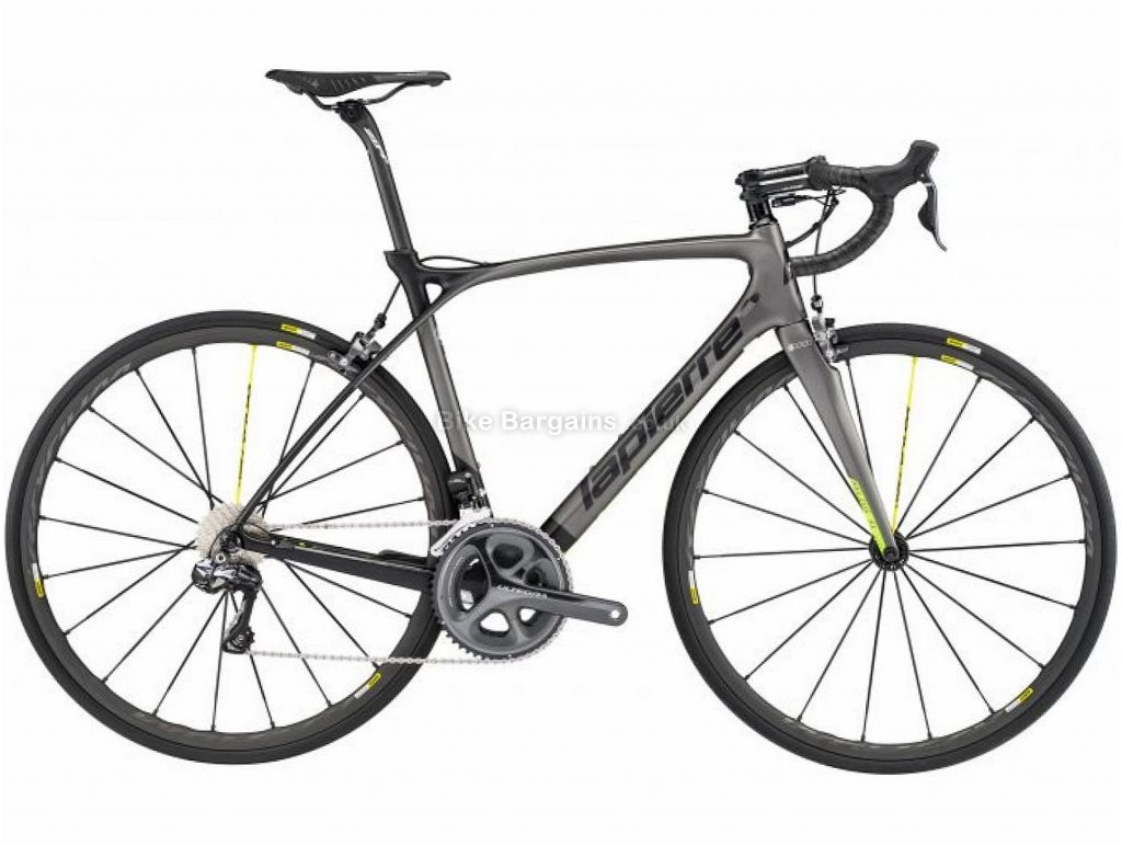 Lapierre Xelius SL 700 Ultimate Carbon Road Bike 2017 L, Grey, Black, Carbon, 22 Speed, Calipers