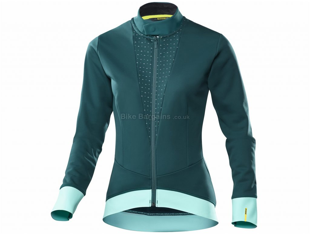 Mavic Ladies Sequence Thermo Jacket M, Red