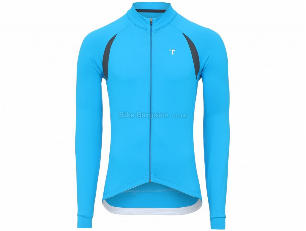 OneTen Clipper Long Sleeve Jersey S, Green, Long Sleeve