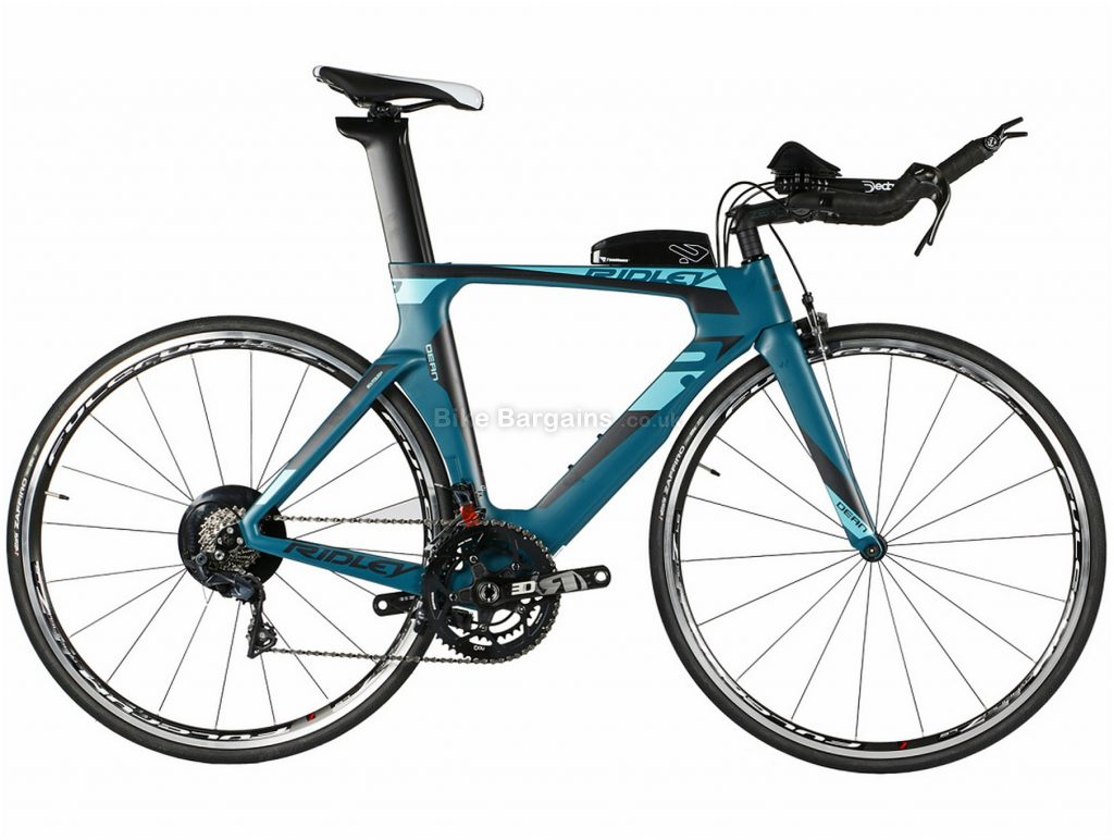 Ridley Dean Ultegra Carbon Road Bike 2018 XS, Green, Black, Carbon, 22 Speed, Calipers