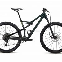 Specialized Camber FSR Comp 29 Carbon Full Suspension Mountain Bike 2018