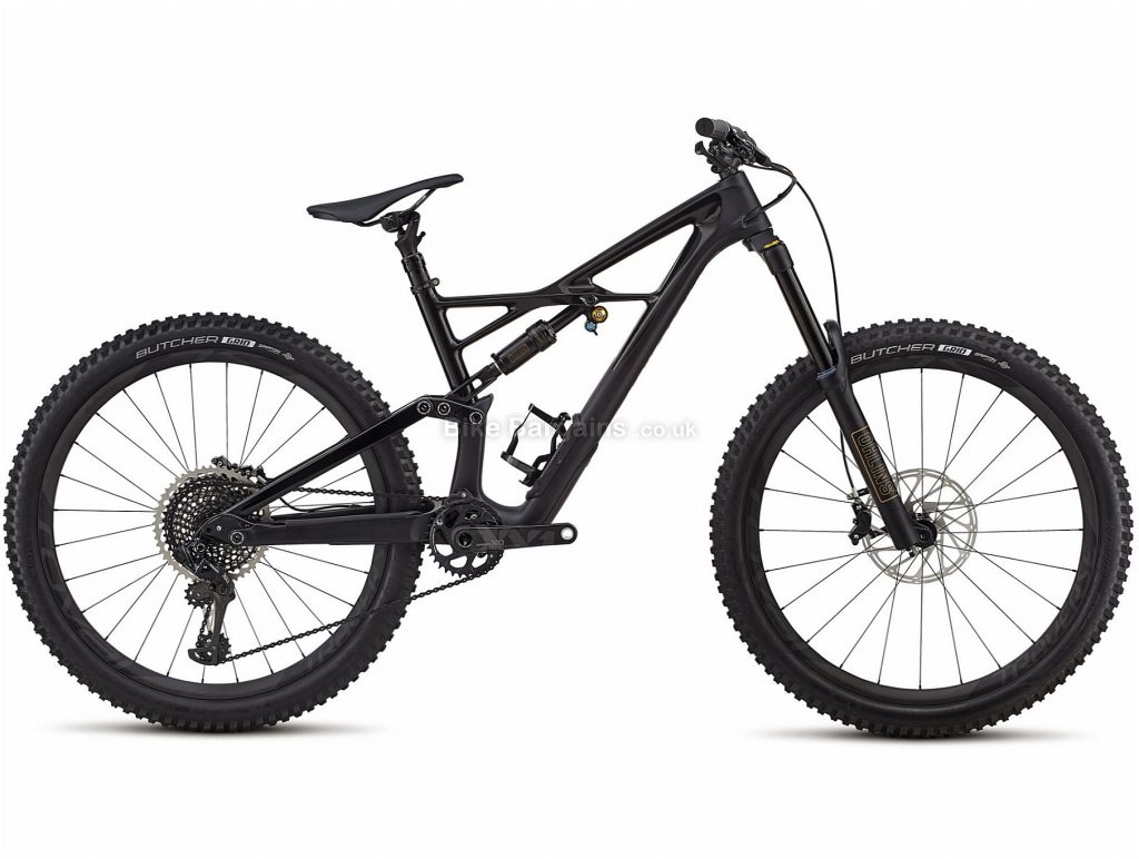 "Specialized SWorks Enduro 27.5 Carbon Full Suspension Mountain Bike 2018 S, Black, 27.5"", Carbon, 12 speed, Full Suspension"