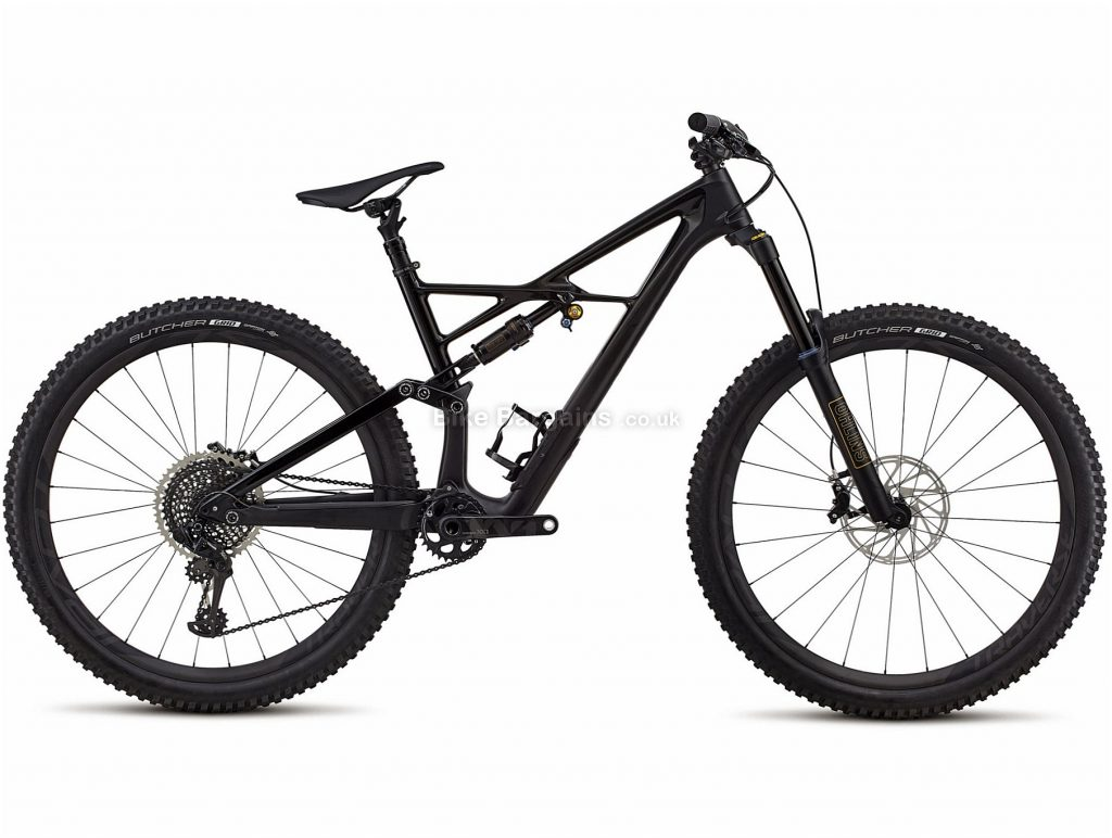 "Specialized SWorks Enduro 29 Carbon Full Suspension Mountain Bike 2018 S, Black, 29"", Carbon, 12 speed, Full Suspension"