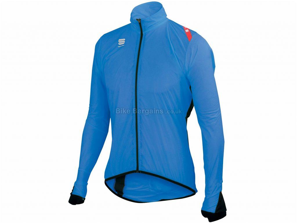 Sportful Hot Pack 5 Jacket 2016 XL, Blue