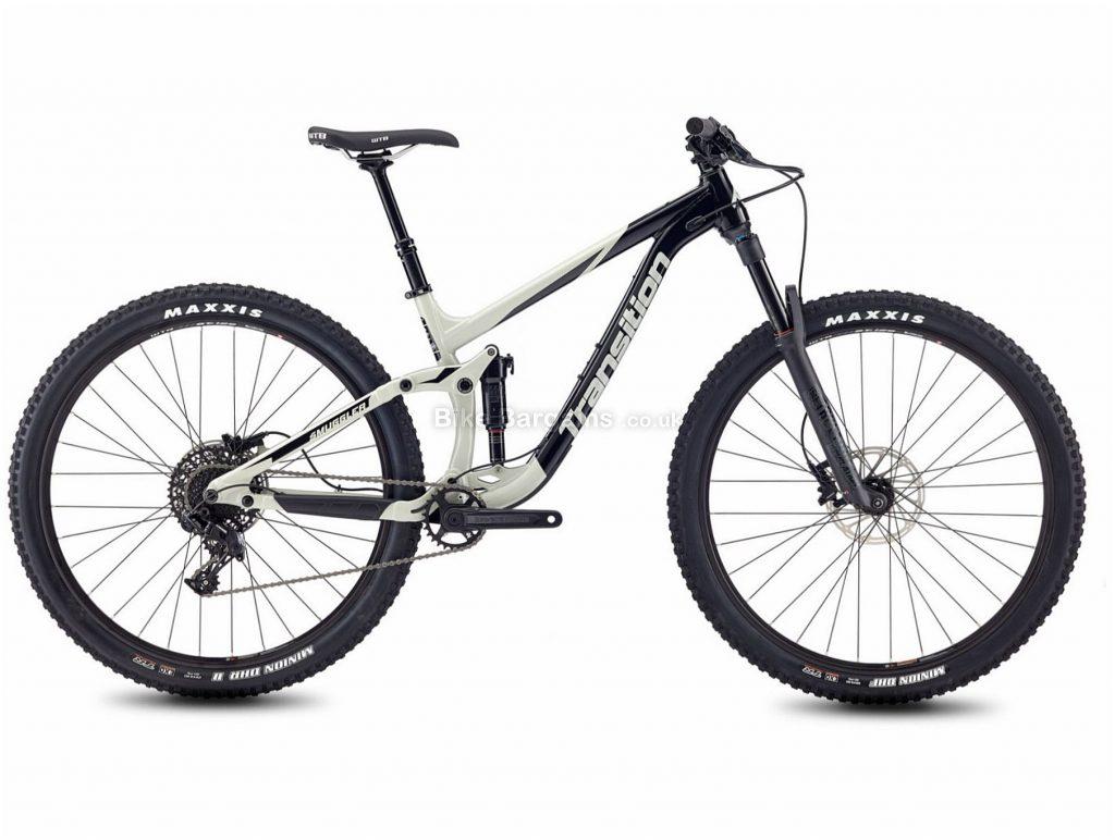 "Transition Smuggler Alloy NX 29 Full Suspension Mountain Bike 2018 XL, Grey, 29"", Alloy, 11 speed, Full Suspension"
