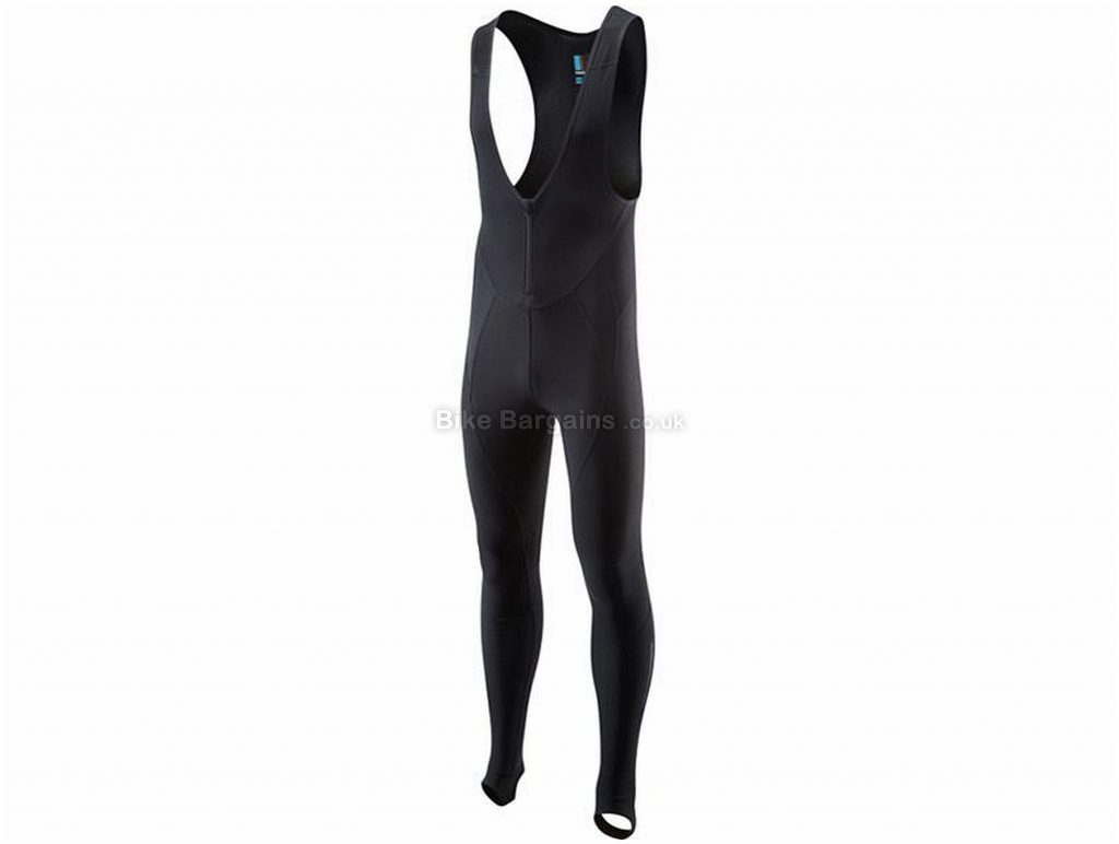 Madison Roadrace Apex Bib Tights S, Black, Unpadded