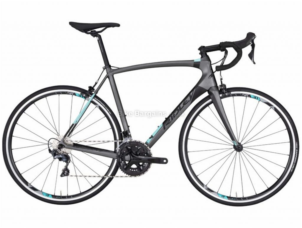 Ridley Fenix C Ultegra Mix Carbon Road Bike 2019 XXS, Black, 22 Speed, Calipers, Carbon