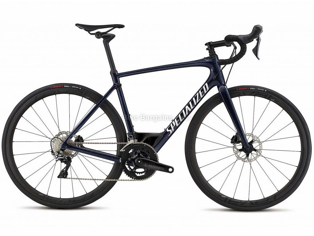 Specialized Roubaix Pro Carbon Disc Road Bike 2018 56cm, Black, 22 Speed, Disc, Carbon