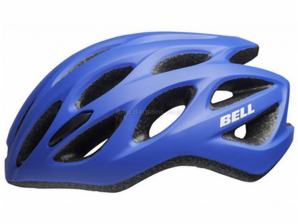 Bell Contrale Road Helmet M, Blue, 25 vents, 289g