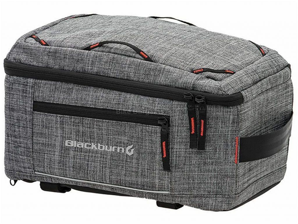 Blackburn Central Rack Bag Grey, 9 Litres