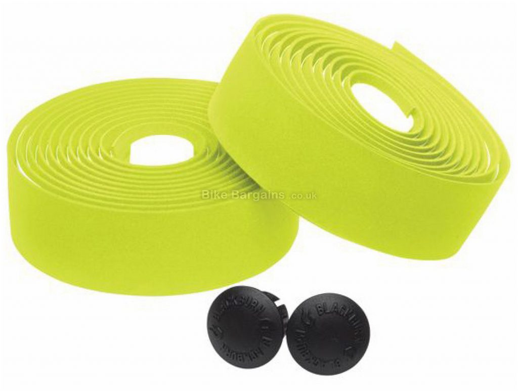 Blackburn Central Road Bar Tape Yellow, Green, Red, 30mm, 2m, 96g